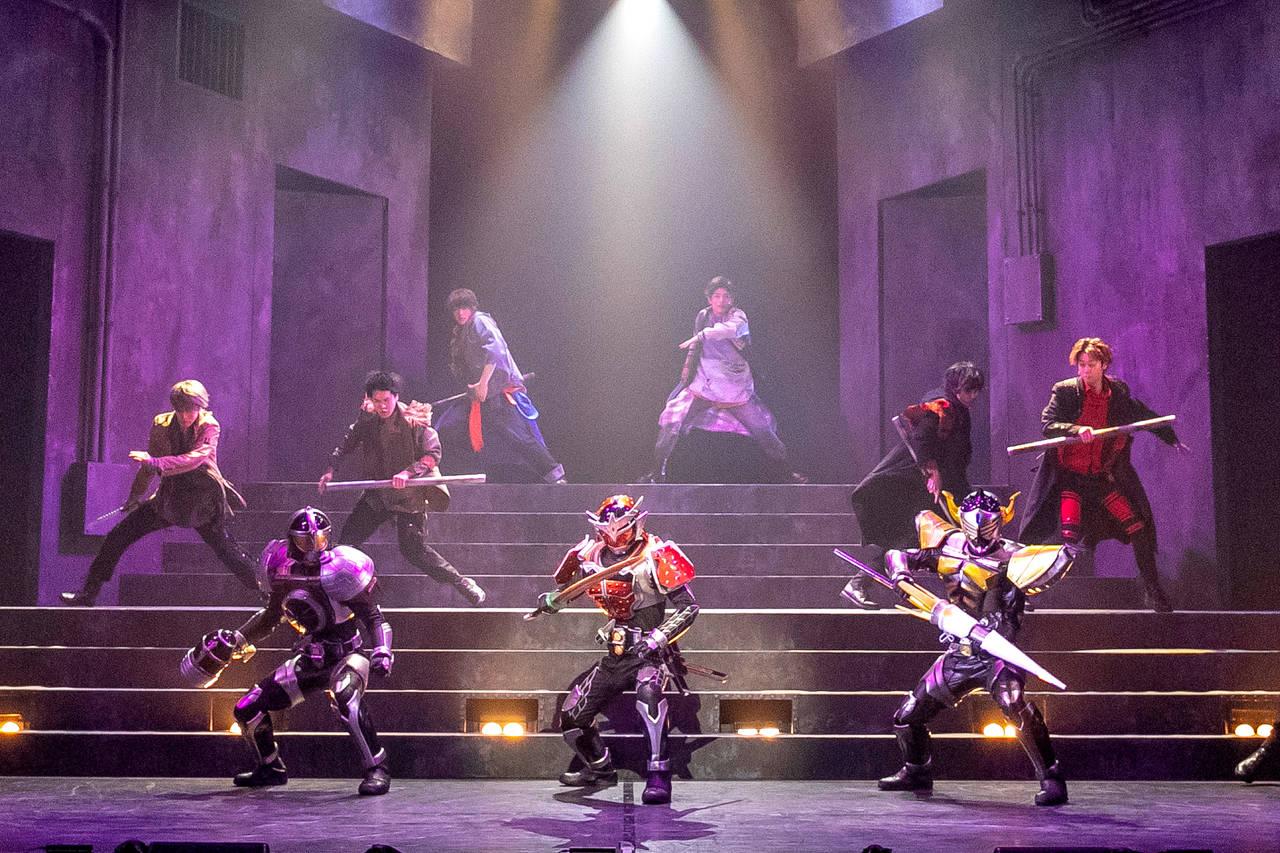 『鎧武』を完全リスペクト!舞台『仮面ライダー斬月』 -鎧武外伝- 公演レポート