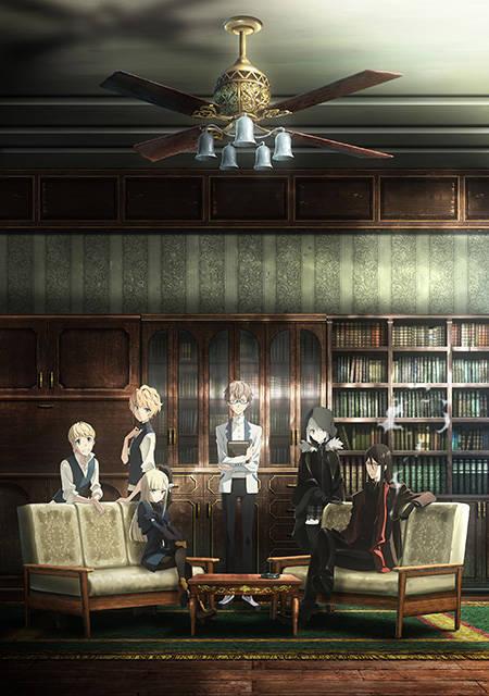 『Fate』新作アニメ『ロード・エルメロイII世の事件簿-魔眼蒐集列車 Grace note-』最新PV&追加キャラクター公開!