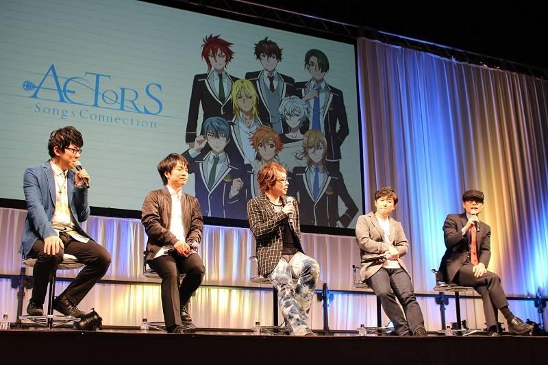 「ACTORS」のストーリーの全貌が明らかに!? TVアニメ「ACTORS」スペシャルステージレポート!