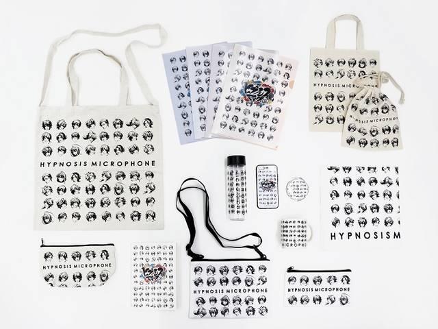 クセが強い…!『ヒプノシスマイク』×ASOKOのグッズが登場!iPhoneケースなど雑貨シリーズ