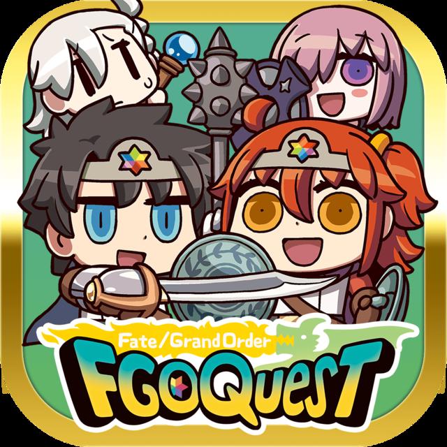 FGO初のフィールド探索型RPG! 『Fate/Grand Order Quest』 4月1日より配信開始!