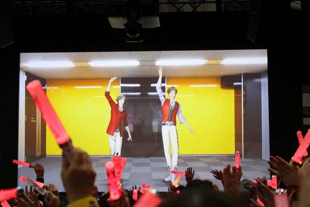 ARアーティスト「ARP」が初の生中継ライブを開催!AnimeJapan『ARP:REBEL CROSS SHOW』ステージ詳細レポート