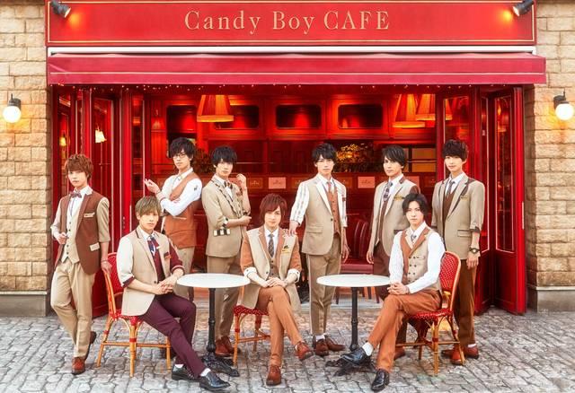 癒し系男子グループ「Candy Boy」 初のラジオ冠番組が決定!