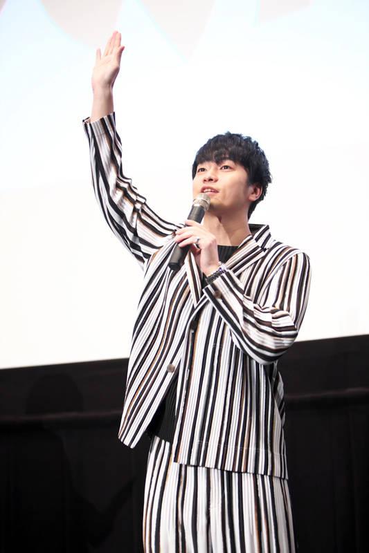 幻のシーンも暴露!福山潤、櫻井孝宏『コードギアス 復活のルルーシュ』記念舞台挨拶オフィシャルレポート