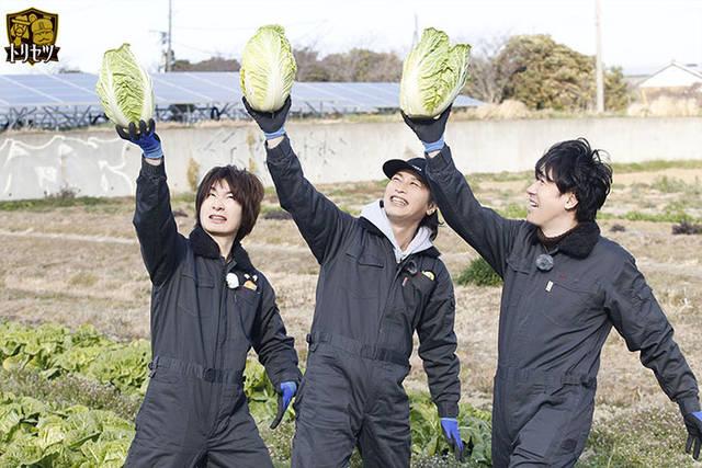鈴村健一・鳥海浩輔・前野智昭が農業体験&蕎麦打ち!?『鳥セツ』オフィシャルインタビュー