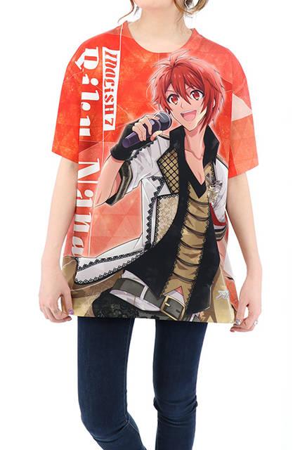 『アイドリッシュセブン』フルグラフィックTシャツ(全12種)がACOSより発売!