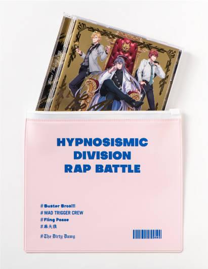 『ヒプノシスマイク』が「ViVi」と異色コラボ!木村昴対談やディビジョン別コーデ、オリジナルロゴポーチの特典も♪