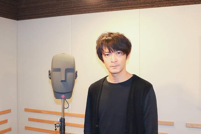 津田健次郎インタビュー|『イケメンヴァンパイア』レオナルド編で、ずるい大人との甘いひとときを