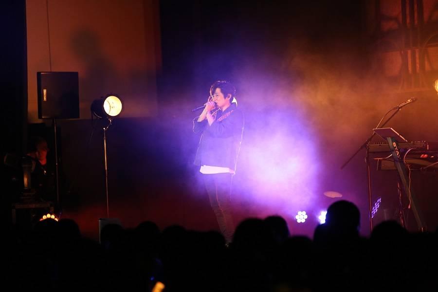 下野紘、怒涛のパフォーマンスで魅了!『HIRO SHIMONO Reading&Mini Live 2019 〜sympathy〜』レポート