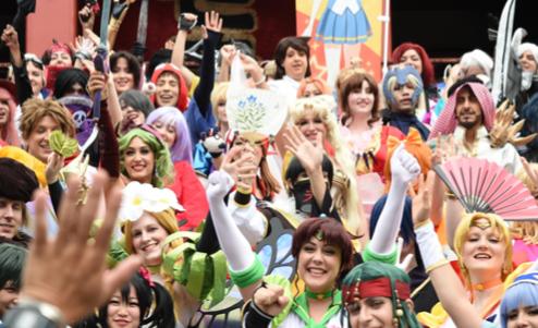 「世界コスプレサミット2019」開催!『ONE PIECE』の最終決戦ステージも!