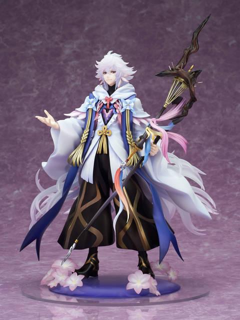 『Fate/Grand Order キャスター/マーリン 1/8 完成品フィギュア』が、あみあみ限定流通で発売決定!