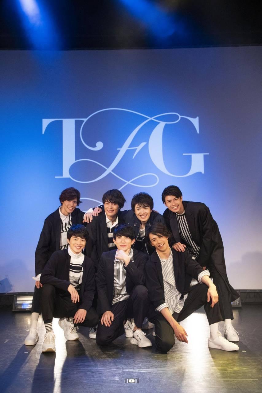 赤澤遼太郎、前川優希、健人らがメジャーデビュー曲を初披露!『TFG』記者会見詳細レポート|「僕たち自身として戦っていく」五感を刺激する新感覚アーティスト