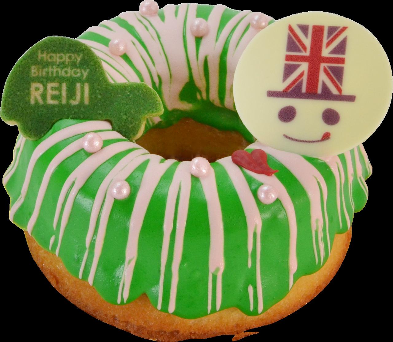 『うたの☆プリンスさまっ♪』寿 嶺二のバースデーケーキが予約開始!