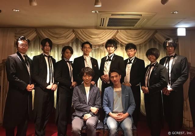 鈴木裕斗、中澤まさとも出演!執事喫茶で行われた『夢王国と眠れる100人の王子様』 初のファンミーティング、公式レポート到着