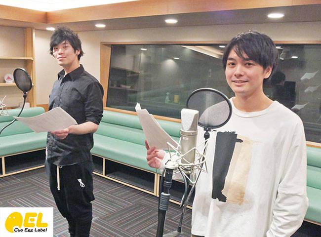 BLドラマCD『カーストヘヴン3』古川慎&榎木淳弥のコメント到着!追加キャストに八代拓(6/28追記)
