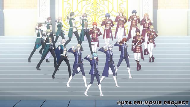 6/17映画初日満足度ランキング、1位は『劇場版 うた☆プリ』!2位、3位にもあのアニメ作品が並ぶ!