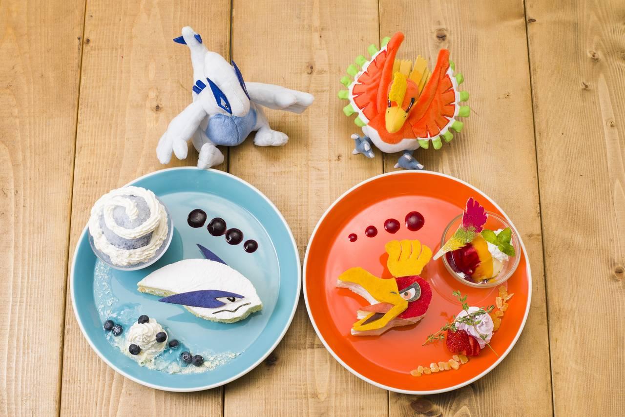 ポケモンカフェに新メニュー! 『ポケットモンスター 金・銀』モチーフの美味しい&可愛いフードたち♪