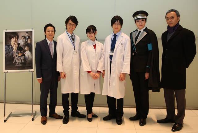 太田基裕ら出演、舞台『囚われのパルマ ―失われた記憶―』大阪で開幕!初日コメント到着