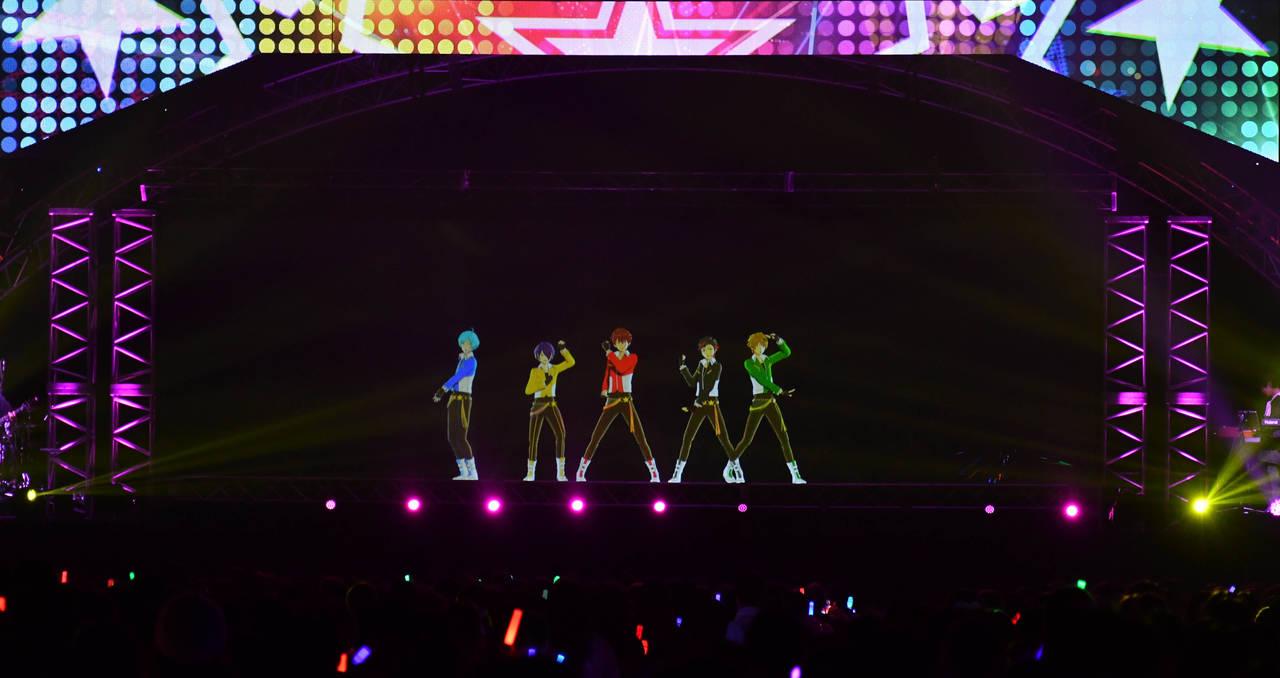 """流星隊 & Switchが初参戦! 『あんさんぶるスターズ!DREAM LIVE -3rd Tour""""Double Star!""""-』がWOWOWで独占放送!"""