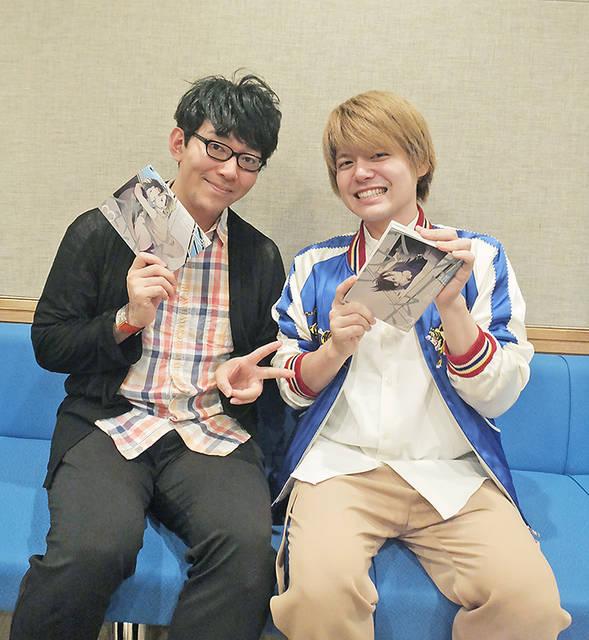 小野友樹&内田雄馬 BLドラマCD『カーストヘヴン3』オフィシャルインタビュー到着!