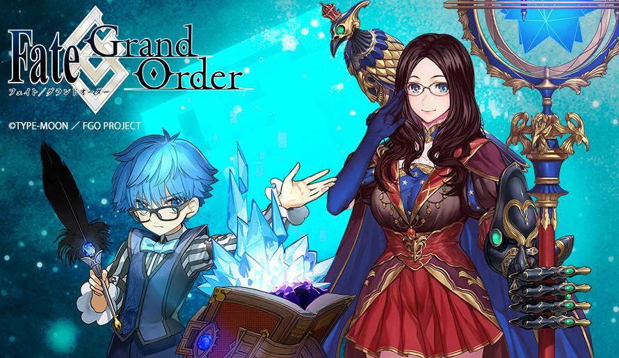 『Fate/Grand Order』ダ・ヴィンチ&アンデルセンのコラボ眼鏡が発売