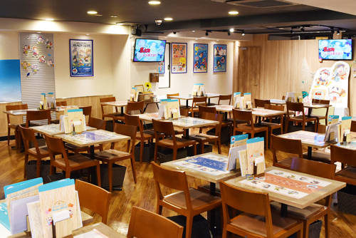 『忍たま乱太郎』×アニメイトカフェ開催中!「兵庫水軍 海の家」をイメージで夏らしさ満点♪