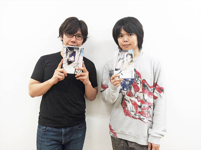 佐藤拓也&村瀬歩 BLドラマCD『カーストヘヴン3』オフィシャルインタビュー到着!