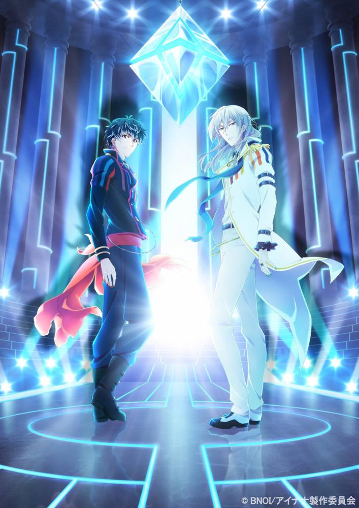 TVアニメ『アイドリッシュセブン』第2期放送が2020年に決定!Re:valeのティザービジュアル解禁