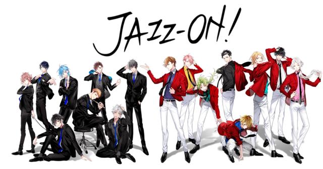 深町寿成&堀江瞬によるお渡し会♪ 青春ジャズストーリー『JAZZ-ON!』がコミケ参戦!