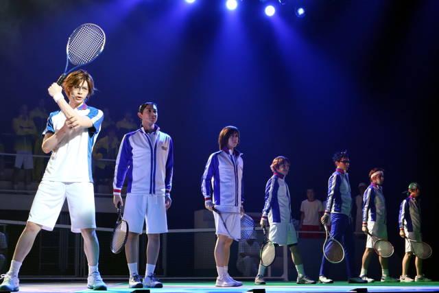 ミュージカル『テニスの王子様』3rdシーズン 全国大会 青学(せいがく)vs立海 前編が開幕!ゲネプロレポート公開|満を持しての頂上対決がスタート