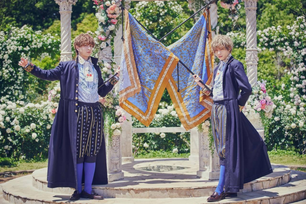 安井一真、瑛が童話『青い鳥』の世界観を表現!ヴィジュアルブック『theater of fairytale』第3弾が発売決定