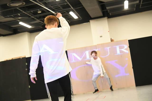 KYOTO SAMURAI BOYS 公開稽古実施! 福澤侑、里中将道、泰江和明によるコメントを発表