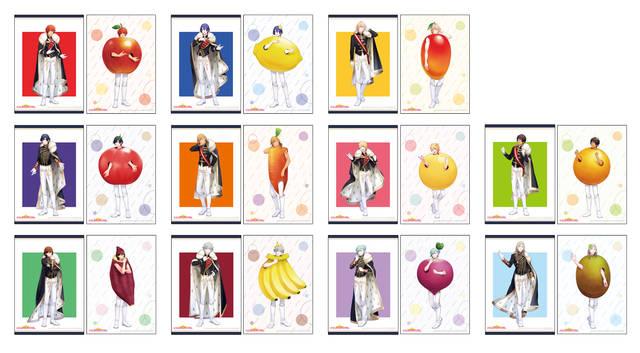 「野菜のプリンスたち」が帰って来た! 『うたの☆プリンスさまっ♪ ベジタブルプリンスsummerフェア』開催決定♪
