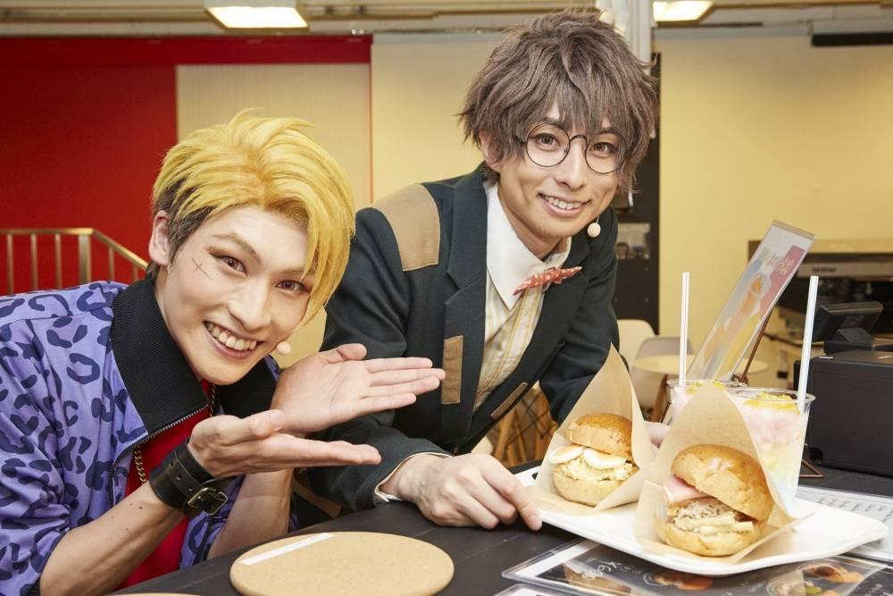 MANKAI STAGE『A3!』初のイベントが開催!田口涼&田内季宇がナビするスペシャルコンテンツ