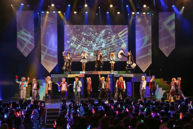 『アイ★チュウ  ザ・ステージ』最新ライブ公演、公式レポート到着!舞台化第3弾公演の再演も決定
