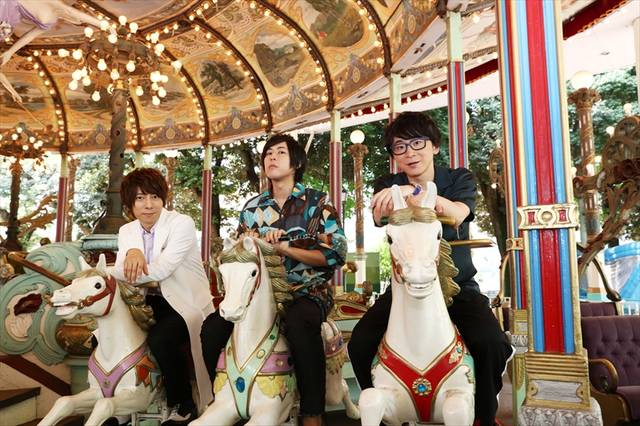 羽多野渉、白井悠介、阿部敦が登壇!「助けてほしいんだ、君の魔法で」|『幻想マネージュ』イベント詳細ポート