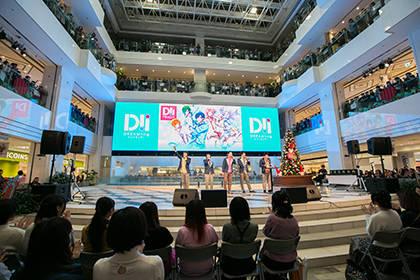 福山潤、立花慎之介ら出演決定! 『アニメイトガールズフェスティバル2019』噴水広場ステージ出演者、第1弾発表!