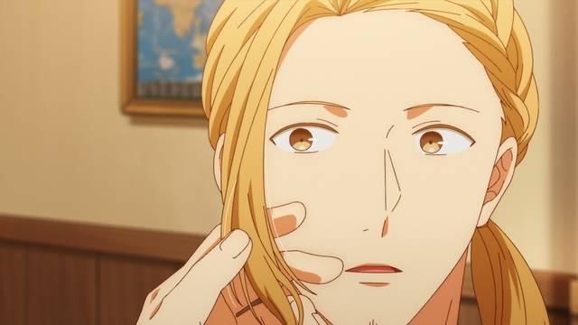 ノイタミナアニメ『ギヴン』第5話の先行カットが解禁!秋彦との出会いを回想する春樹