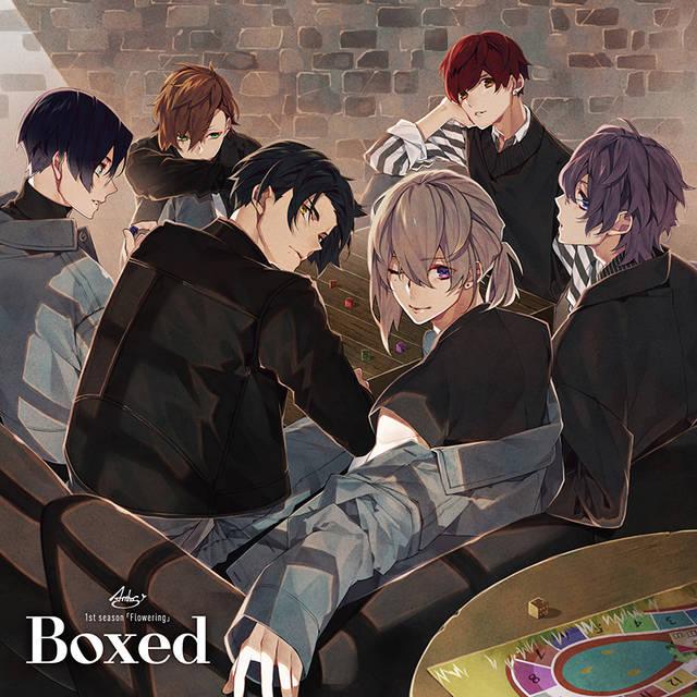 『華Doll*』Anthosのニューアルバム「Boxed」のジャケットビジュアルが解禁!