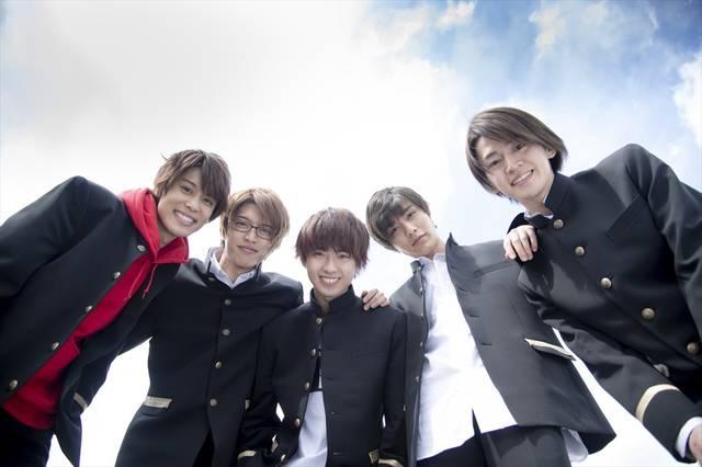沢城千春、石渡真修らが描く青春バンドストーリー、映画『LET IT BE -君が君らしくあるように-』場面写真10点解禁!