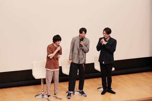 【速報】『テレビ演劇 サクセス荘』髙木俊、有澤樟太郎、定本楓馬「ふりかえり上映会」の写真を公開!
