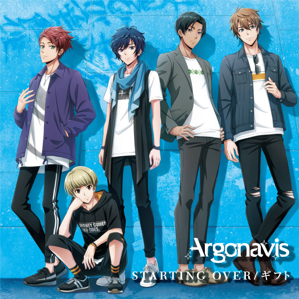 メンバーは橋本祥平、森嶋秀太ら♪ 『バンドリ』初のボーイズバンド『Argonavis』2ndシングルが発売!