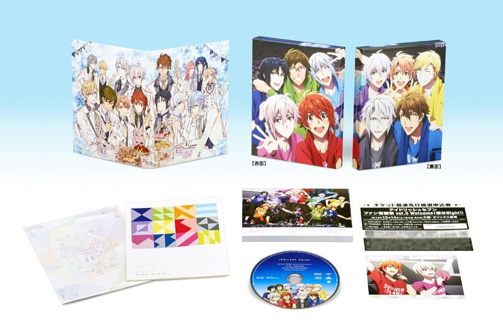 『アイドリッシュセブン』アニメのスピンオフシリーズがBlu-ray&DVD化! 豪華特典つき♪