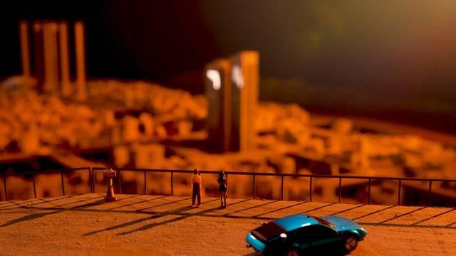 """『エヴァンゲリオン』""""3Dスキャン撮影""""により、あなたの分身が第3新東京市の住民に♪"""