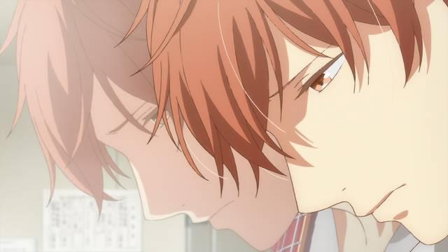 ノイタミナアニメ『ギヴン』第9話の先行カットが解禁!ついに、2人の心の弦が響きだす――!