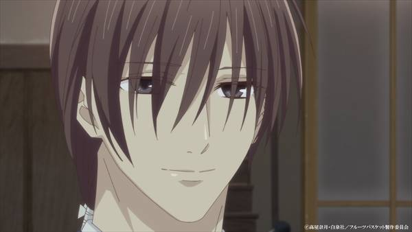 TVアニメ『フルーツバスケット』草摩藉真のCVは森川智之!第23話の先行場面カットも公開