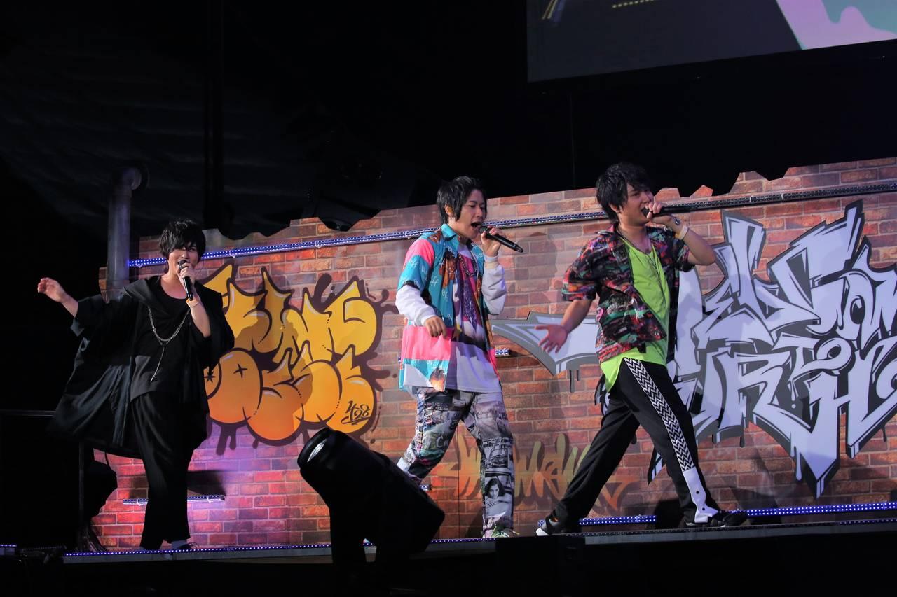【写真追加】ヒプマイ4th LIVE@オオサカDay2ライブレポート公開! 炎柱が上がるバトルステージに熱狂