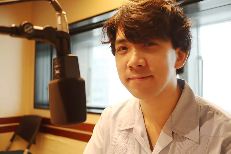 今夜は伊東健人が担当!癒やしの美声アカペラを披露? TOKYO FMラジオ番組『U-nite!』