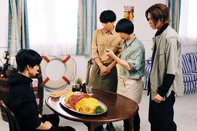 黒羽麻璃央、植田圭輔ドラマ『パパ、はじめました』第3話あらすじ&場面写真をUP!ゲストは松村龍之介