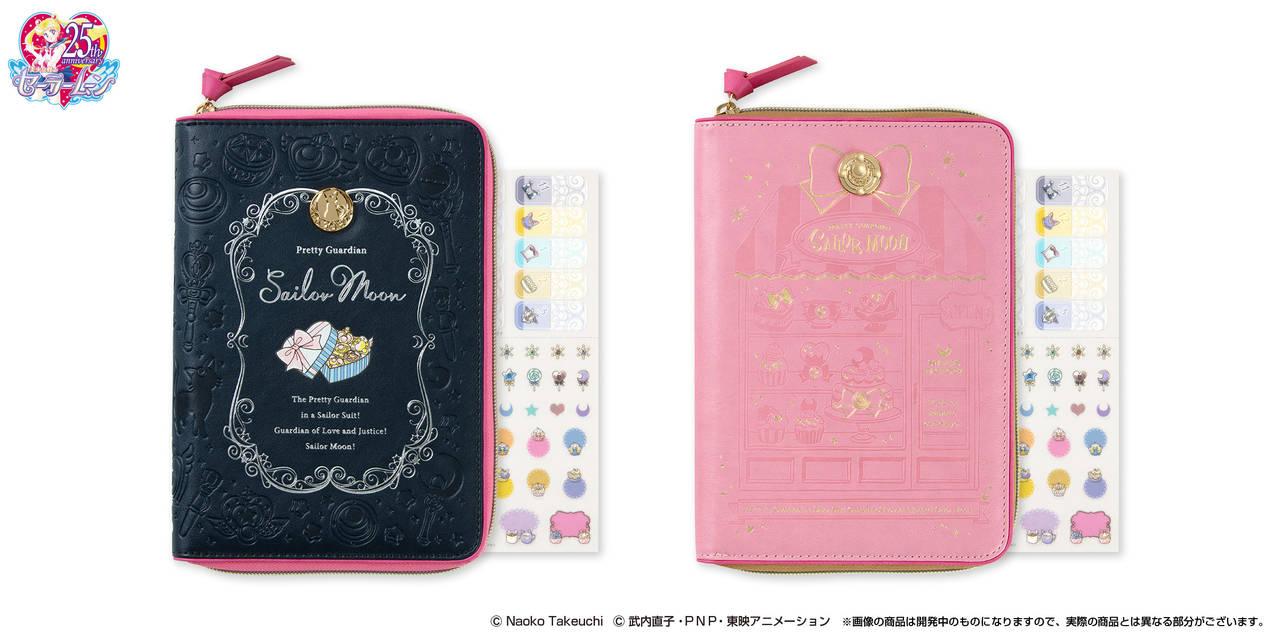 『美少女戦士セーラームーン』2020年メイクアップ手帳が登場♪ オトナ可愛い&使いやすい!